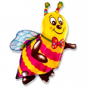 """Шар фольгированный """"Пчела """""""