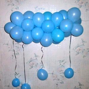 """Фигура из шаров """"Облако № 1"""""""