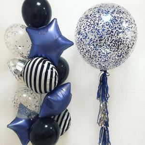 Композиция из шаров № 229