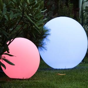Светящийся шар-гигант
