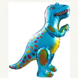 "Ходячая фигура ""Динозавр Аллозавр (синий)"""