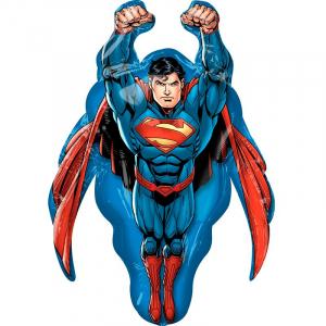 """Шар фольгированный """"Суперчеловек"""""""
