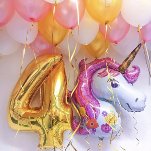 Композиция из шаров № 549 «День рождения»