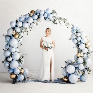 Оформление шарами свадьбы № 81