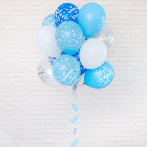 Фонтан из шаров № 212