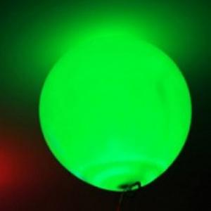 Светящийся шар-гигант (гелий)