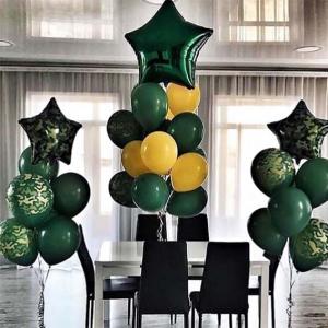 """Оформление шарами праздника № 18 """"23 февраля"""""""