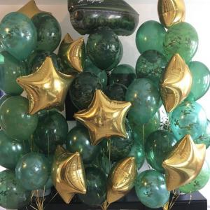 Оформление шарами праздника № 38 «23 февраля»