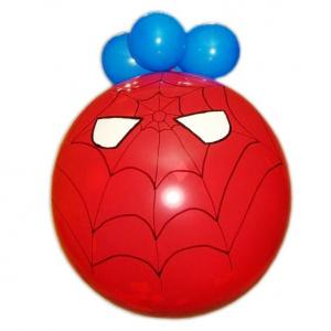 """Фигура из шаров """" Человек-паук (шар-сюрприз)"""""""