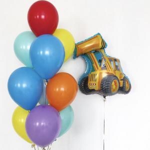 Композиция из шаров № 385