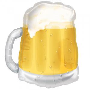 """Фольгированный шар """"Кружка пива"""""""