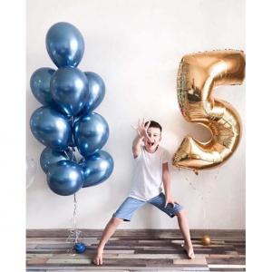 """Композиция из шаров № 558 """"День рождения"""""""
