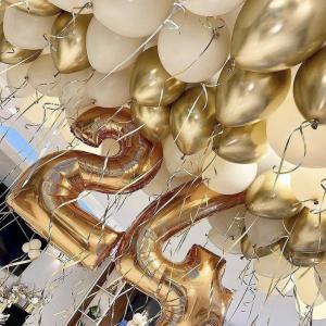 Композиция из шаров №  1 «День рождения»