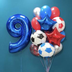Композиция из шаров № 478 «День рождения»
