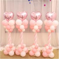 Оформление шарами свадьбы № 50