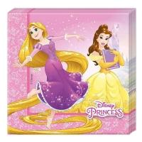 Салфетки Принцессы
