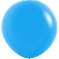 Шар воздушный голубой  100 см.