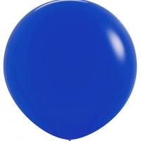Шар воздушный синий  100 см.